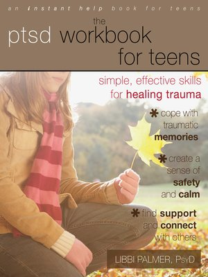cover image of The PTSD Workbook for Teens