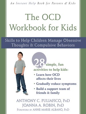 cover image of The OCD Workbook for Kids
