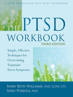 cover image of The PTSD Workbook