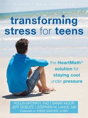 cover image of Transforming Stress for Teens