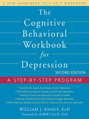 cover image of The Cognitive Behavioral Workbook for Depression