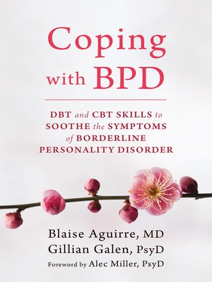 cover image of Coping with BPD