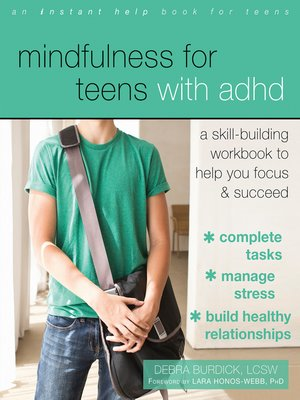 cover image of Mindfulness for Teens with ADHD