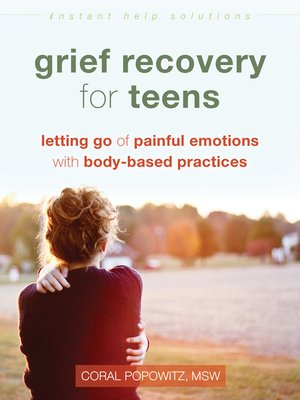 cover image of Grief Recovery for Teens