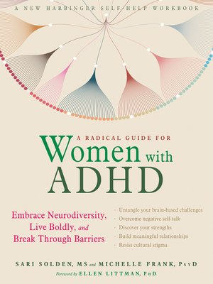 cover image of A Radical Guide for Women with ADHD