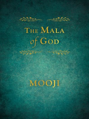 cover image of The Mala of God