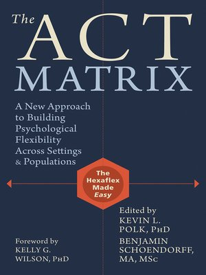 cover image of The ACT Matrix