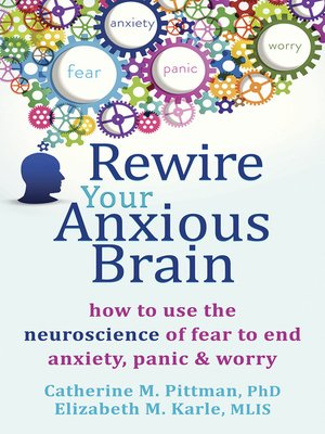 cover image of Rewire Your Anxious Brain