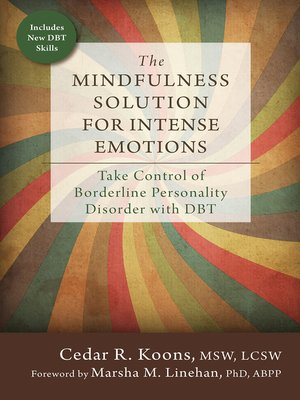 cover image of The Mindfulness Solution for Intense Emotions