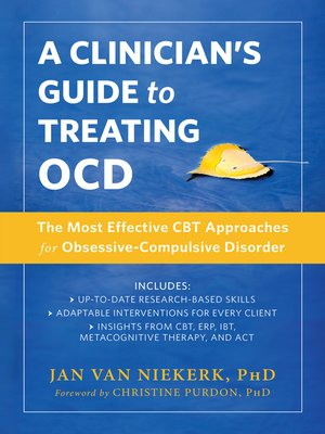 cover image of A Clinician's Guide to Treating OCD