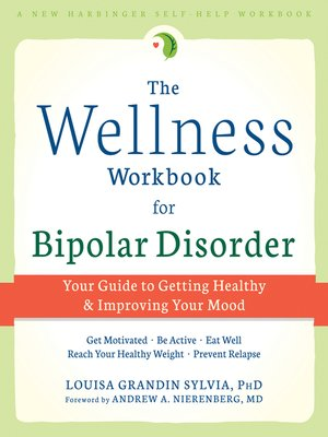 cover image of The Wellness Workbook for Bipolar Disorder