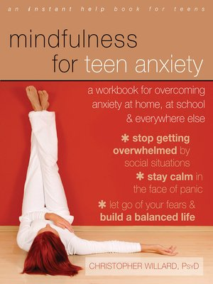 cover image of Mindfulness for Teen Anxiety