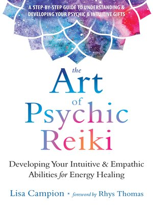 cover image of The Art of Psychic Reiki