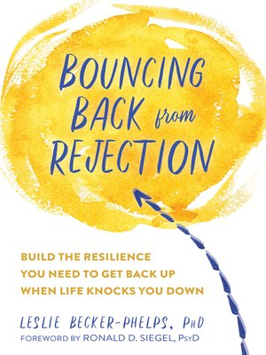 cover image of Bouncing Back from Rejection