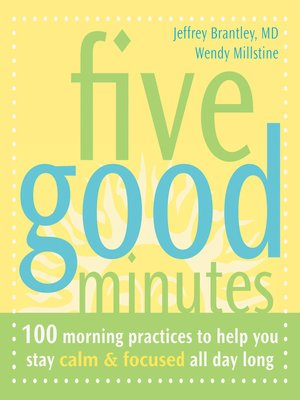 cover image of Five Good Minutes