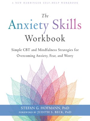 cover image of The Anxiety Skills Workbook