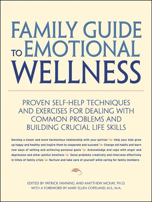 cover image of Family Guide to Emotional Wellness