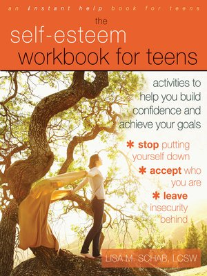cover image of The Self-Esteem Workbook for Teens