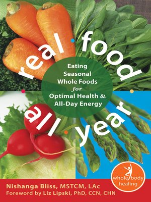cover image of Real Food All Year