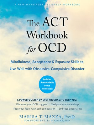 cover image of The ACT Workbook for OCD