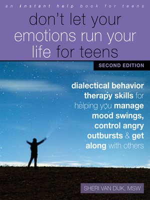 cover image of Don't Let Your Emotions Run Your Life for Teens