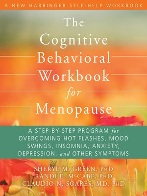 cover image of The Cognitive Behavioral Workbook for Menopause
