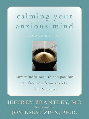 cover image of Calming Your Anxious Mind