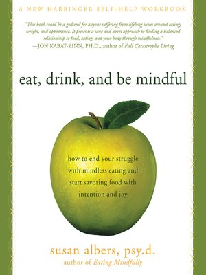 cover image of Eat, Drink, and Be Mindful