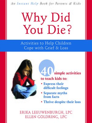 cover image of Why Did You Die?