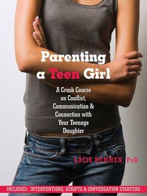 cover image of Parenting a Teen Girl