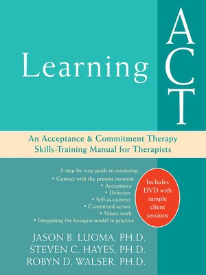 cover image of Learning ACT