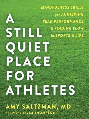 cover image of A Still Quiet Place for Athletes