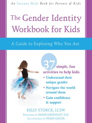 cover image of The Gender Identity Workbook for Kids