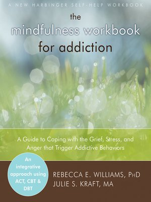 cover image of The Mindfulness Workbook for Addiction