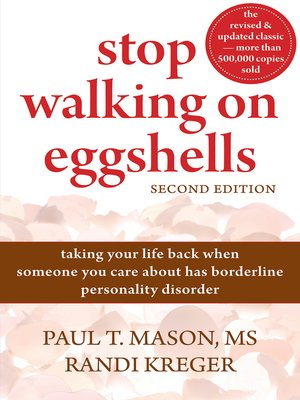 cover image of Stop Walking on Eggshells