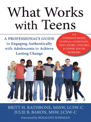 cover image of What Works with Teens