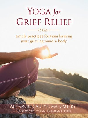 cover image of Yoga for Grief Relief