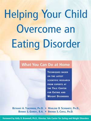 cover image of Helping Your Child Overcome an Eating Disorder