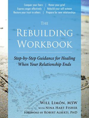 cover image of The Rebuilding Workbook