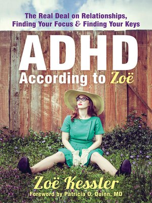 cover image of ADHD According to Zoë