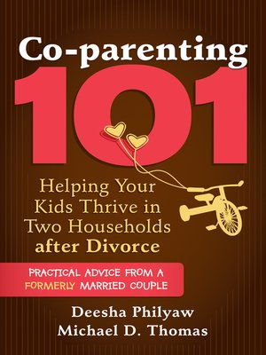 cover image of Co-parenting 101