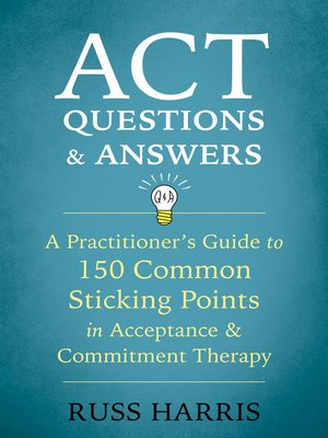 cover image of ACT Questions and Answers