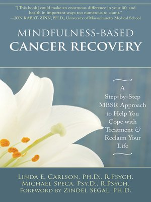 cover image of Mindfulness-Based Cancer Recovery