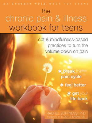 cover image of The Chronic Pain and Illness Workbook for Teens