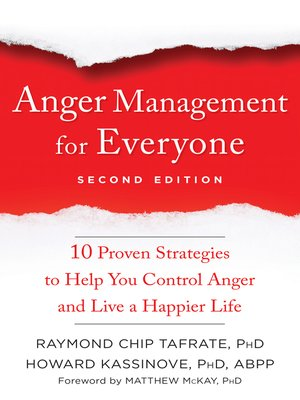 cover image of Anger Management for Everyone