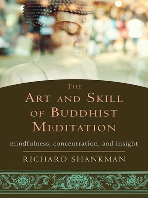 cover image of The Art and Skill of Buddhist Meditation