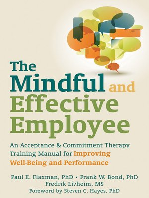 cover image of The Mindful and Effective Employee