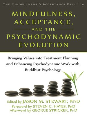 cover image of Mindfulness, Acceptance, and the Psychodynamic Evolution