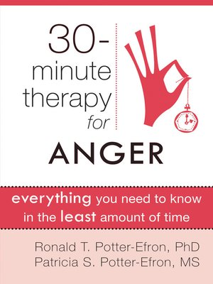cover image of Thirty-Minute Therapy for Anger