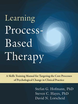 cover image of Learning Process-Based Therapy